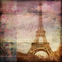 Paris by azrinkami