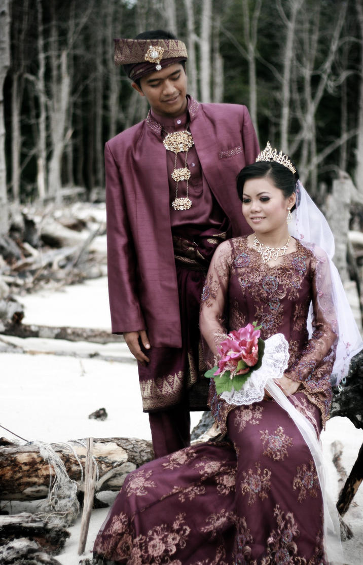 Wedding Mira by azrinkami