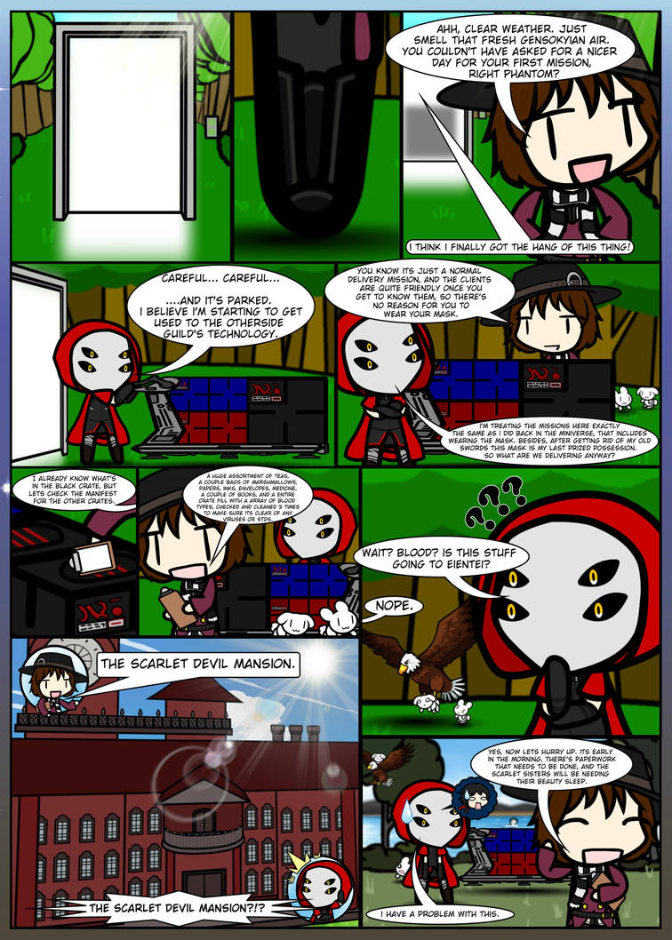 The Unknown Saga Page 002 by Unknown-Nobody-XD115