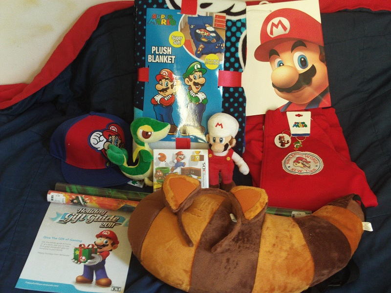Stuff I Got from Nintendo World by MarioSimpson1