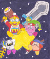 Kirby's Return to Dream Land by MarioSimpson1