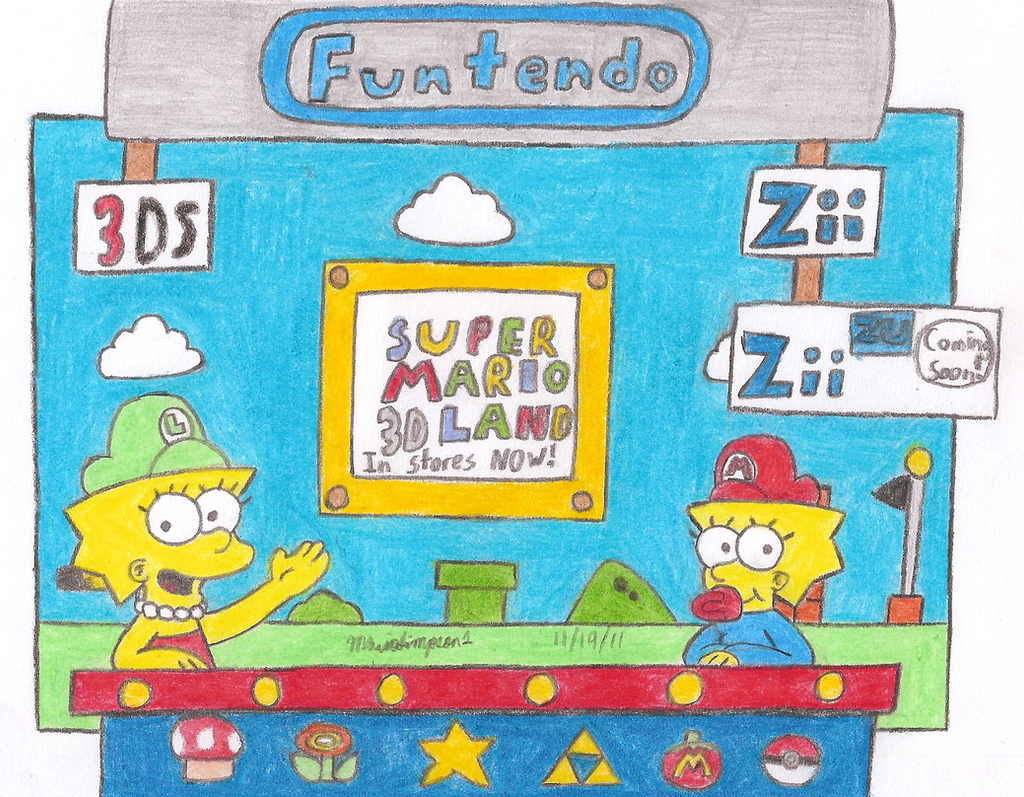 Funtendo News by MarioSimpson1