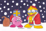 Christmas Present for Dedede