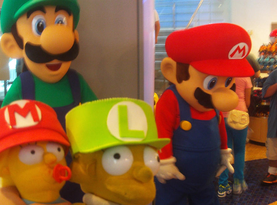 Nintendo World 75 by MarioSimpson1