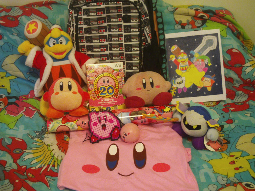 Stuff I got from Nintendo World 3 by MarioSimpson1