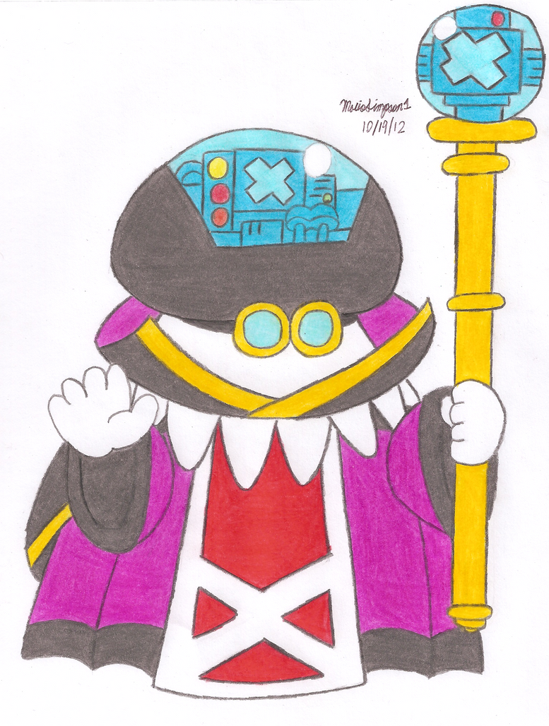 Sir Grodus by MarioSimpson1