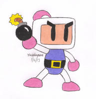Bomberman by MarioSimpson1