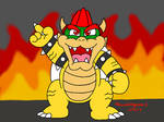 Bowser King of Awesome
