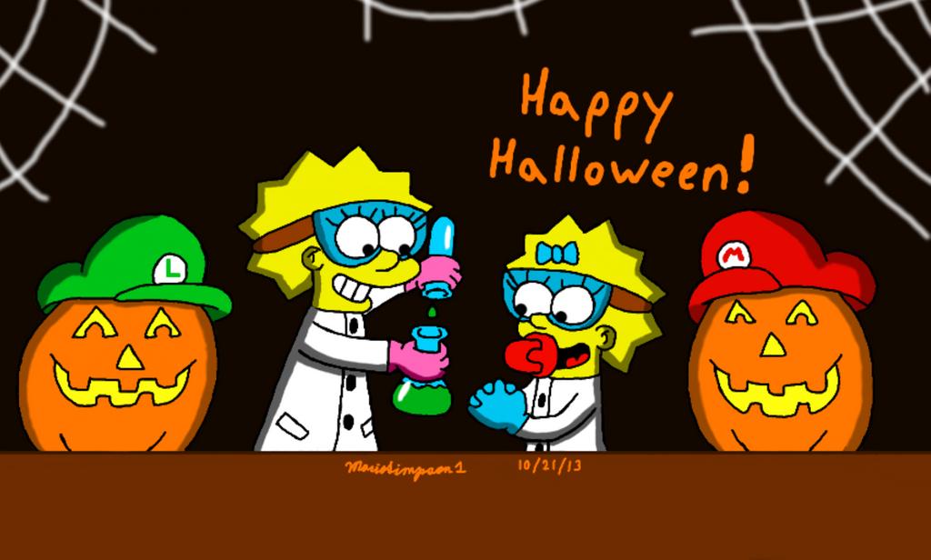 Little Scientists by MarioSimpson1