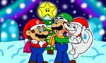 Christmas with Luigi's Polterpup