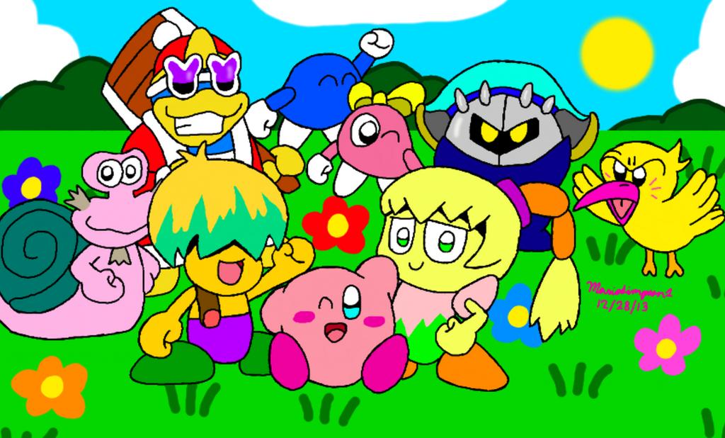 Anime Characters Kirby Wiki : Image gallery kirby anime