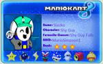 My MK8 License