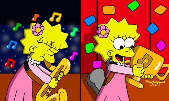 Lisa's Jazz Award