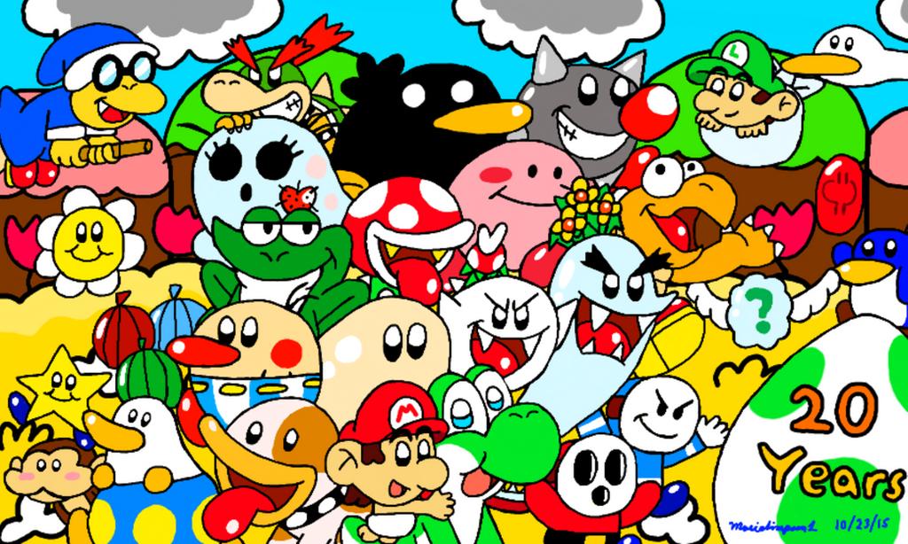 Amazoncom Yoshis Woolly World  Wii U Nintendo of