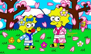 Japanese Spring Breeze