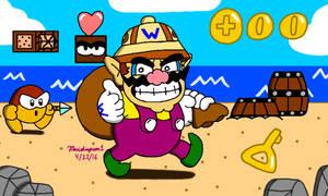 Wario Land: Super Mario Land 3 by MarioSimpson1