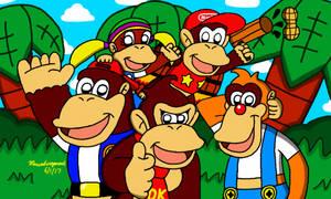 Donkey Kong 64 by MarioSimpson1