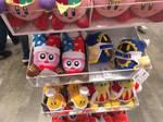 Marx and Magalor Plushies at Nintendo NY