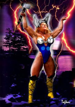 Thunder Goddess