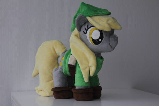 Filly Derpy Link Plushie