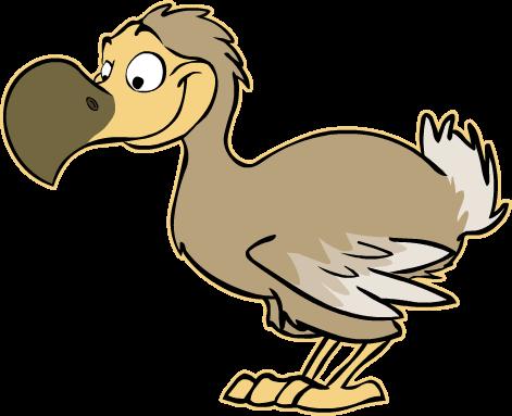 dodo by toonmascots on deviantart rh deviantart com old cartoon dodo bird dodo bird cartoon song