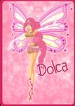 Dolca Enchantix-card