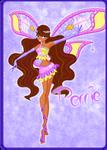 Perrie Enchantix-card