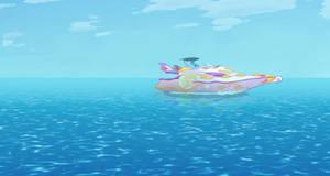 Yacht background 3