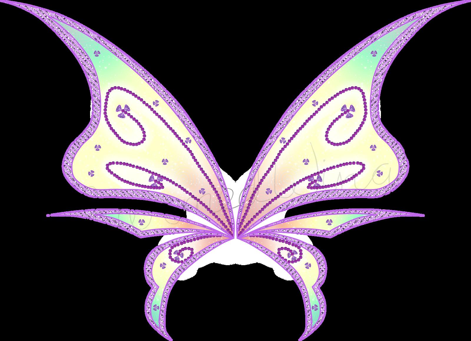 Jade Believix Wings By Charmedwings On Deviantart