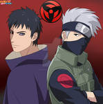.Our soul is one.- Kakashi x Obito. by DorianSoloviev