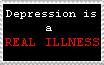 Depression Stamp by sound-ninja-2008