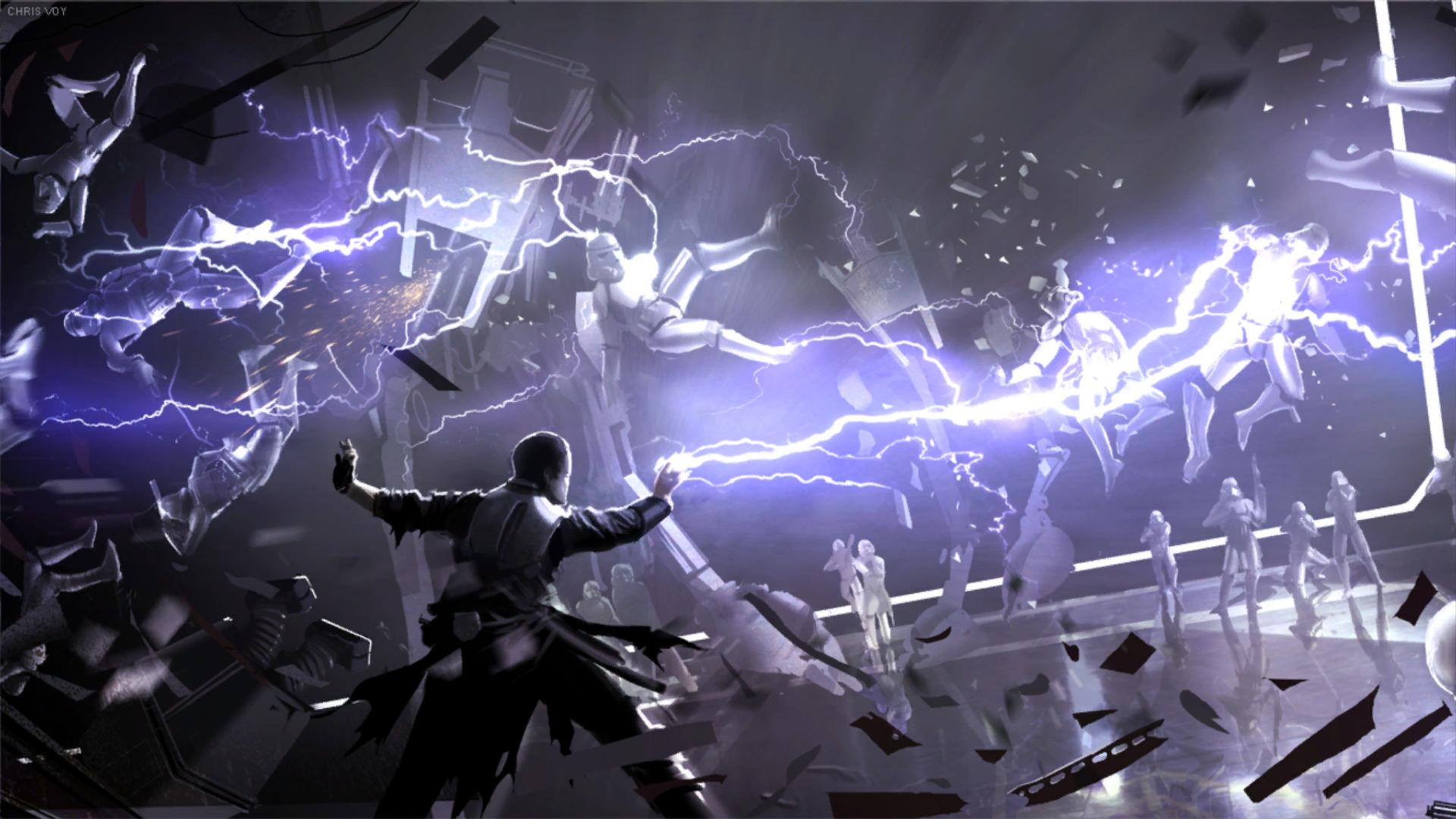 the force unleashed - photo #34