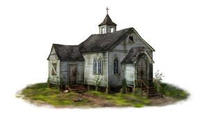 Assassin's Creed III: Liberation - Chapel by didoneto