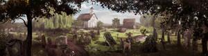Assassin's Creed III: Liberation - Graveyard 02