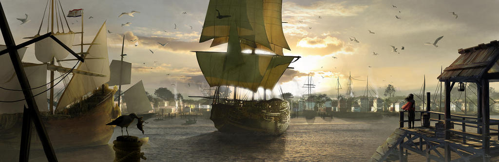 Assassin's Creed III: Liberation - Port by didoneto