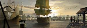 Assassin's Creed III: Liberation - Port