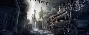Assassin's Creed III: Liberation - Rain