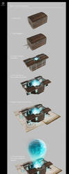 Assassin's Creed Rogue - Box by didoneto