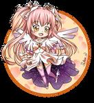 Fanart - Chibi Madoka Goddess