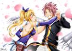 Fanart - Natsu x Lucy