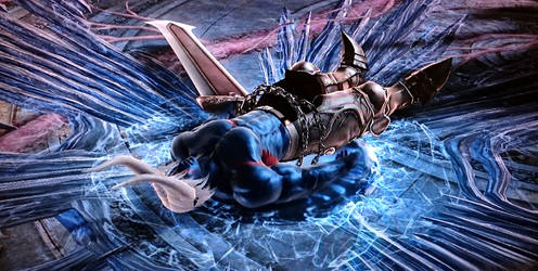 Demon Sanya - Soul Calibur 5 - 115 by SOLDIER-Cloud-Strife