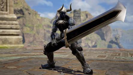 Demon Sanya - Soul Calibur 6 - 3 by SOLDIER-Cloud-Strife