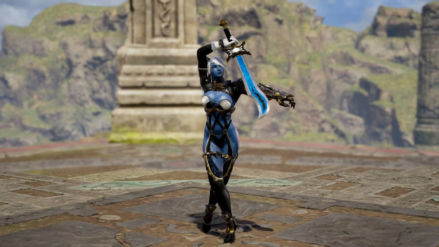 Lexa - Soul Calibur 6 - 6 by SOLDIER-Cloud-Strife