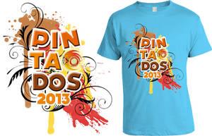 T-shirt Design: Pintados by blessedliez