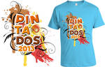 T-shirt Design: Pintados