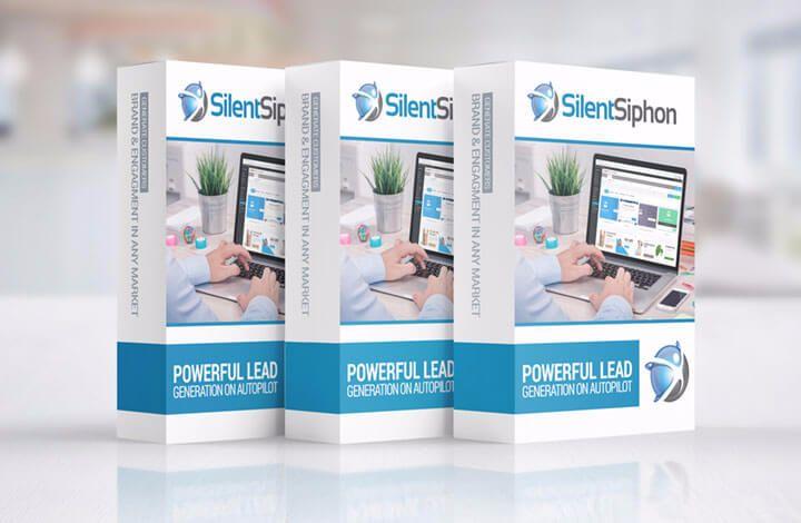 Silent Siphon review demo  BIG bonuses pack by popugiyo