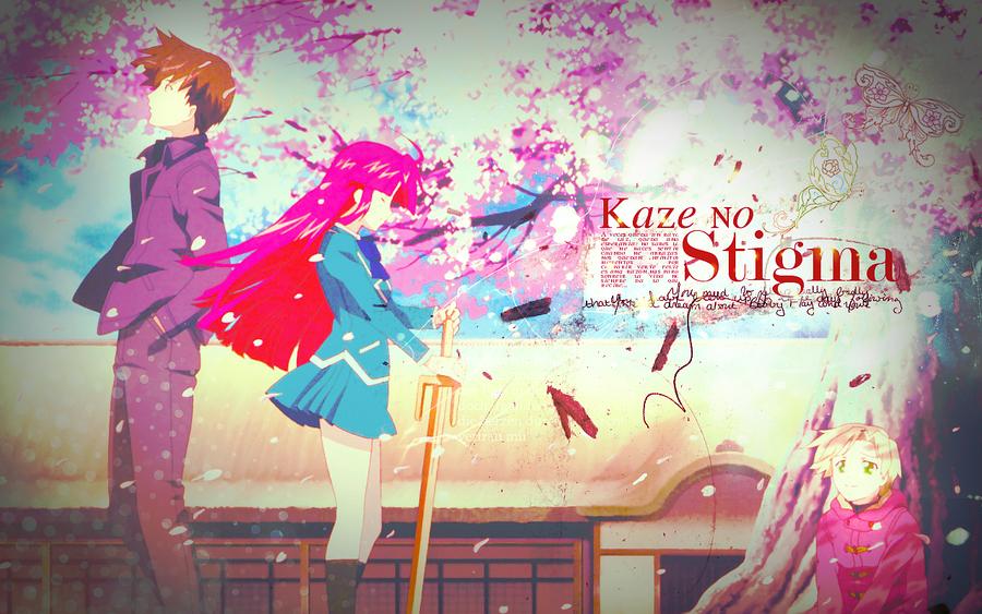 kaze no stigma wallpaper - photo #4