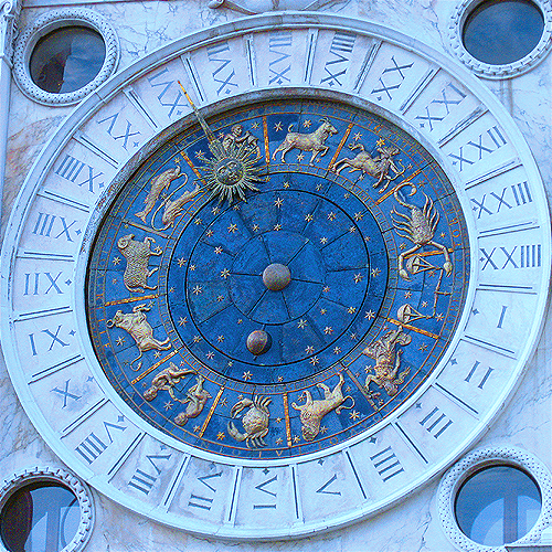 Venice Astronomical Clock by TheHopeMaker