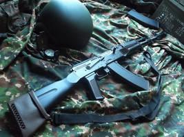 CYMA AK-74 2.0 by Invictus-Parabellum