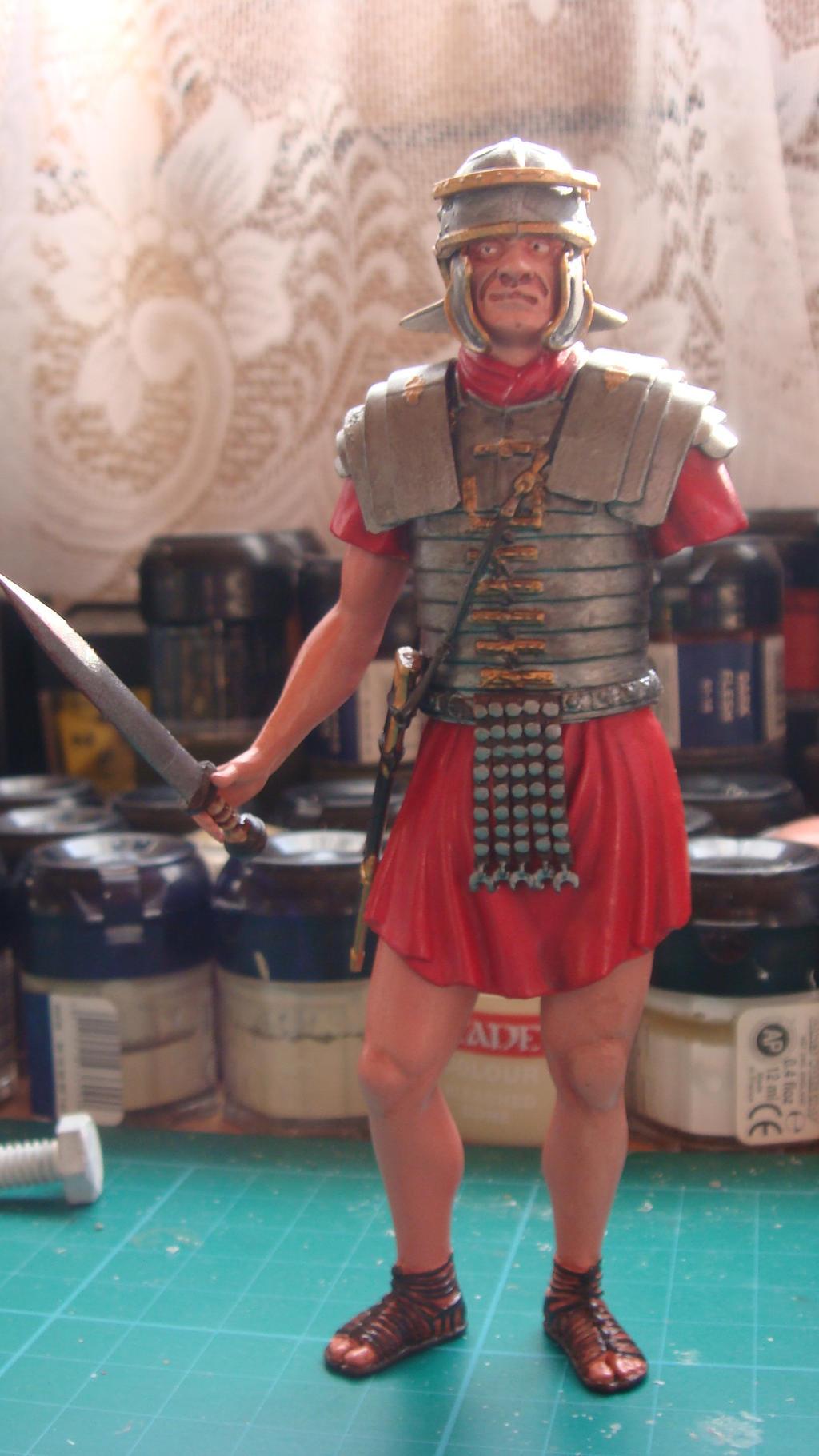 Roman Legionary 1st Century A.D. WIP 3 by MrScrub